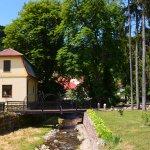Fotografia lokality Sklene Teplice Thermal Spa