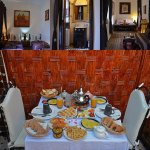 """""""Top Breakfast in Riad Dar Najat,The Best Place to Be in Marrakech ..! """""""