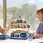 High Tea in the Blue Tree Grill
