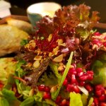 Salat WALDtraut mit Doradenfilet