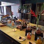 Club Signature Lounge - Food