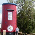 Calvinia Post Box