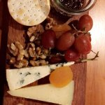 Cheese and Crackers: Dessert