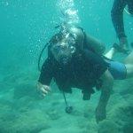 Really enjoyed breathing underwater