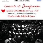 Concerto di Beneficenza Sabato 2 Dicembre