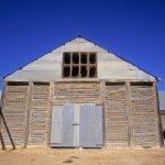Mungo woodshed