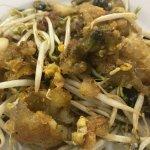 Bilde fra Volcanic Fried Mussel&Oyster