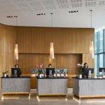 Radisson Blu Hotel Birmingham lobby
