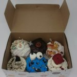 Milk & Cereal, Death by Chocolate, Maple Bacon, Cookies & Cream, Cookie Monster, Red Velvet