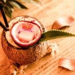 Coconut explosion