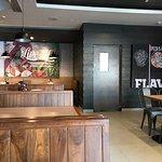 Interiors of Pizza Hut