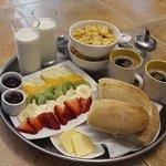 Private Room Breakfast.!