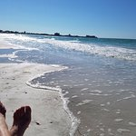 Can't beat the beach here at Sarasota Sands!