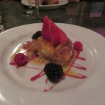Excellent bread pudding