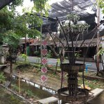 A view of Baan Tawai. Do surf the Rock Star Cafe, good coffee/juice with nice atmosphere.