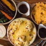 Sunday Roast - seasonal sides