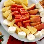 Fruit Plate / Plato de frutas