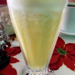 Pineapple Smoothie / Batida de Agua con Piña