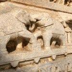 Beautiful stone carvings