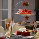 Red Velvet Afternoon Tea