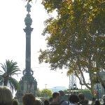 Columbus Monument Foto