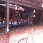 bar - outside
