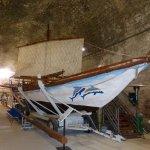 Very interesting replica Minoan boat c1500BC