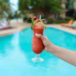 Enjoy local frozen beverages with our all inclusive packages