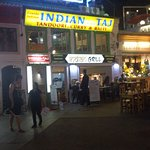 Indian Resto in Old Town