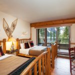 Lodge Double Rooms