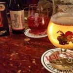 30 soorten bier. Dit was onze keuze.