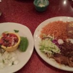 Carnitas (includes tortillas not pictured)