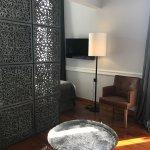 Junior suite 101 - living room