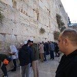 Klagemauer (Westmauer) Foto