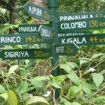 In the heart of Sri Lanka