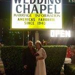 Our wee Kirk wedding