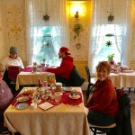 The Wedgwood Inn Dining Room is a place where Millenials & Seniors can come together, comfortabl