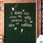 Foto de To Kafe Tis Chrysanthi's
