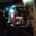 un coin du bar