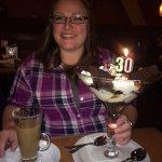 Celebrated my niece's 30th Birthday at Tony Roma's