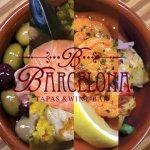 Barcelona Tapas Sample :)
