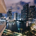 Great experience in mo.miami, wonderful view. Happy thanksgiving.