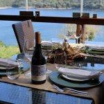 Paisagem, gastronomia e garrafeira magnificas onde apetece permanecer e saborear cada momento...