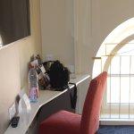 Chambre 411 : bureau