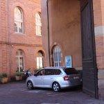 Emplacement de parking pour PMR