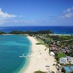 Photo de Okuma Private Beach & Resort