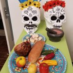 Day of the Dead Exhibition-Skulls
