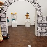 Day of the Dead Exhibition-Cemetery Gate