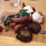 The Big Breakfast...great tasting and value