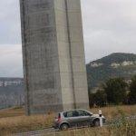 Viadukt von Millau Foto